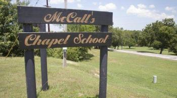 Richard R Barron | Ada News - McCall's Chapel School, an Ada-based nonprofit organization, has announced a 10-year agreement with PepsiCo to provide vending on its 197-acre campus. The agreement became effective Aug. 1, 2019, and will run through July 31, 2029.